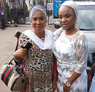 Iyabo Ojo slams former friend on her birthday, calls her a witch