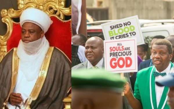 Nigerian Supreme Council for Islamic Affairs slams Adeboye and CAN