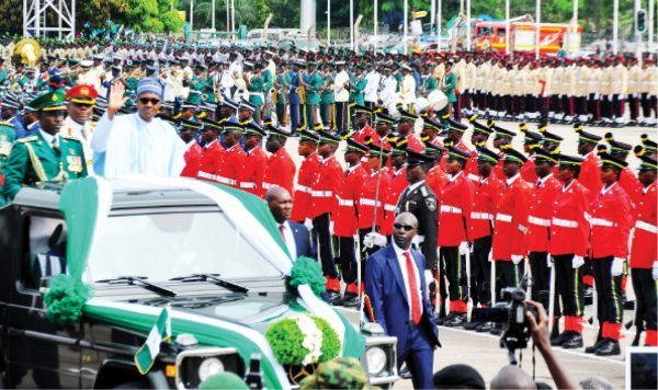 The successes we have achieved fighting boko haram have restored our pride and honour -  Buhari