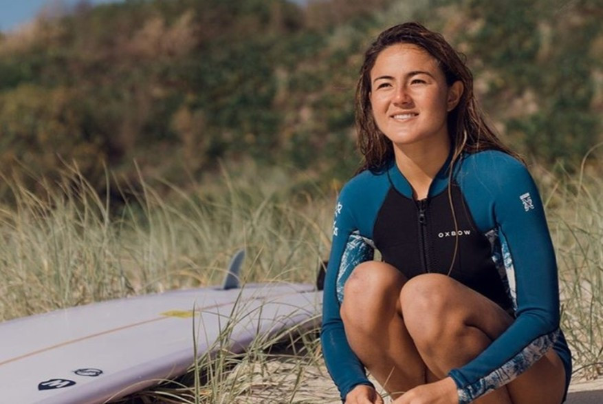 French surfing champion, Poeti Norac dies at 24, months after moving to Australia to start a new life