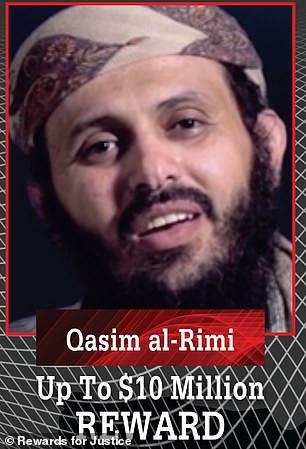 Donald Trump confirms al-Qaeda leader Qassim al-Rimi has been killed in U.S. military operation in Yemen