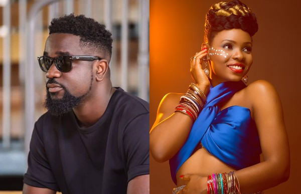 Sarkodie publicly apologizes to Yemi Alade, 3 years after they fell out