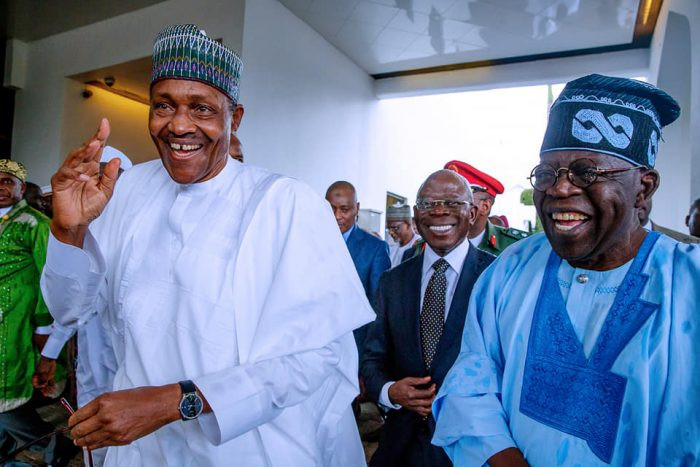 I never called President Buhari an ethnic bigot in 2003- Bola Tinubu