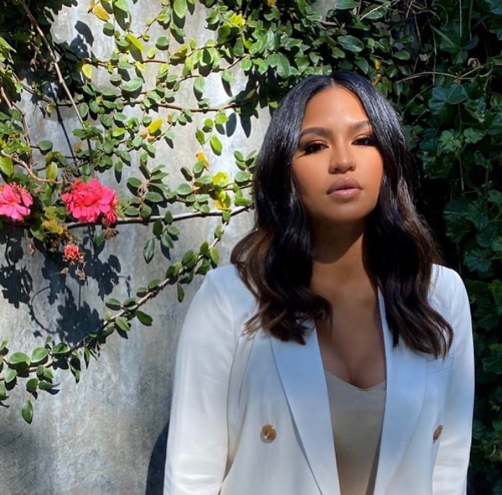 Cassie shares first photos of herself since welcoming her daughter