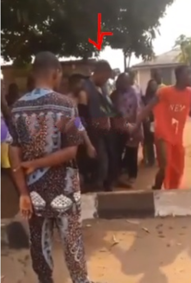 SUG President of Federal Polytechnic Ilaro, nabbed in full regalia during cult meeting