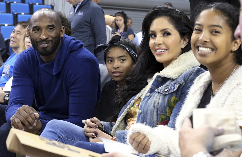 """My brain refuses to accept that both Kobe and Gigi are gone."" - Vanessa Bryant writes on how she"