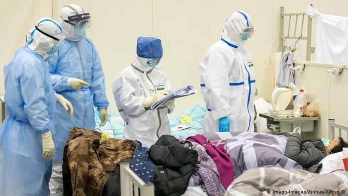 Coronavirus death toll exceeds 1,000