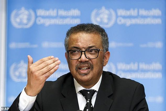 World Health Organization officially names Coronavirus