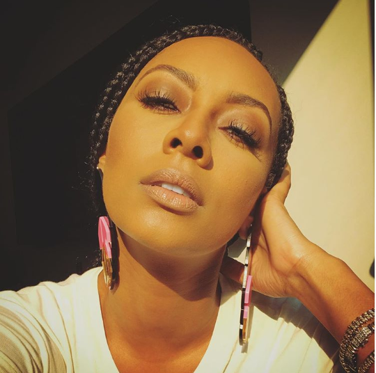 Singer Keri Hilson delivers epic clapback to Instagram troll who said she's 'washed up'