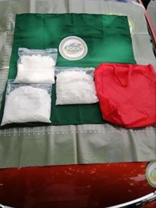 Nigerian man and his Malagasy lover arrested with N489 million worth of illicit drugs in the Philippines