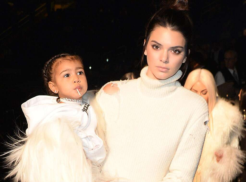 Kendall Jenner reveals which of her Nieces and Nephews is the most fashionable