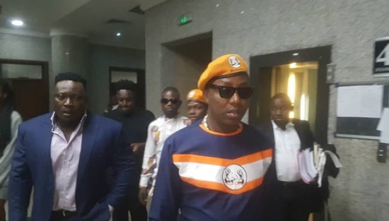 Soyinka, Shehu Sani in court for continuation of Sowore