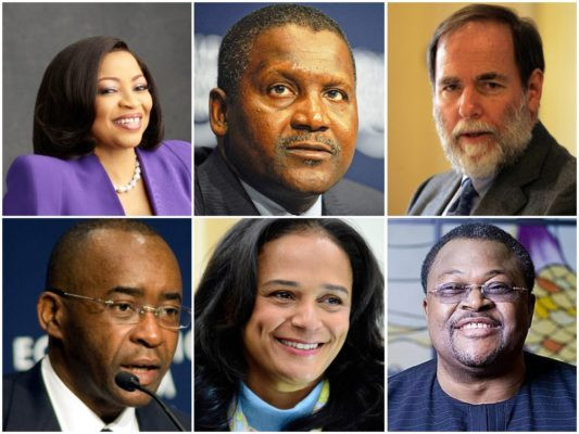 Forbes Africa Billionaires list: Aliko Dangote remains Africa?s richest person