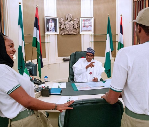 Reports that Zahra Buhari has been offered an employment at PPPRA is false- Presidency