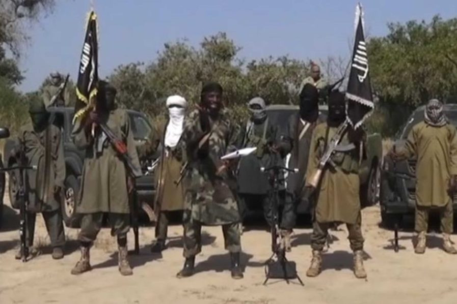 Suspected Boko Haram members attack Maiduguri hours after President Buhari