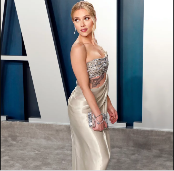 Scarlett Johansson tops Forbes list of highest-paid actresses