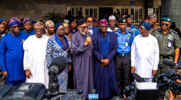 Amotekun no longer a regional outfit ? IGP Adamu says after meeting with South-West Governors