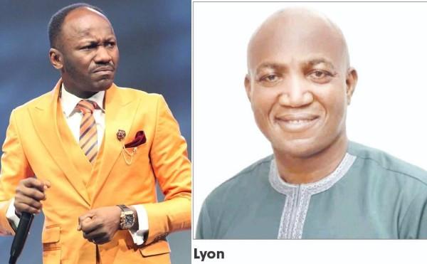 Apostle Suleman mocks Nigerian electoral system as Supreme Court sacks David Lyon as winner of Bayelsa governorship election