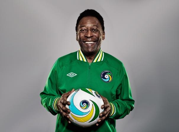 Brazil football legend Pele denies reports he