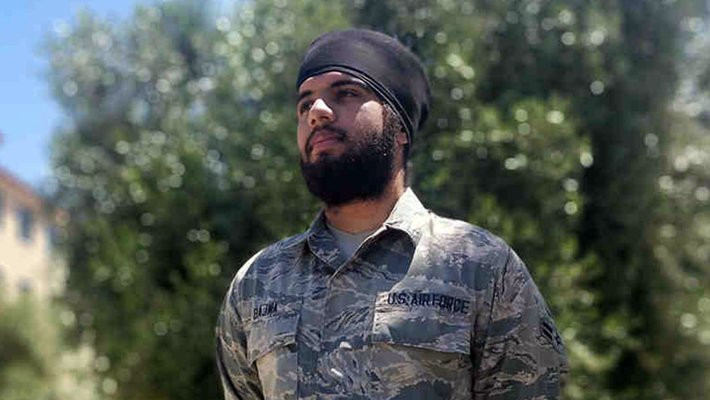 US Air Force to allow uniformed members to wear turbans, hijabs, beards for religious purposes in new dress code law