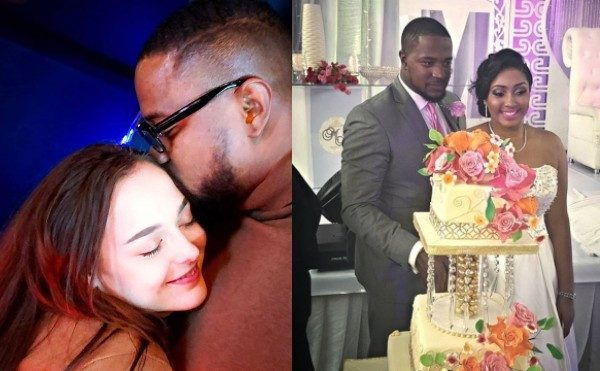 Mofe Duncan shows off his new girlfriend after divorce, ex-wife reacts
