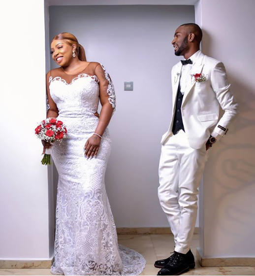 Anita Joseph releases her official wedding photos