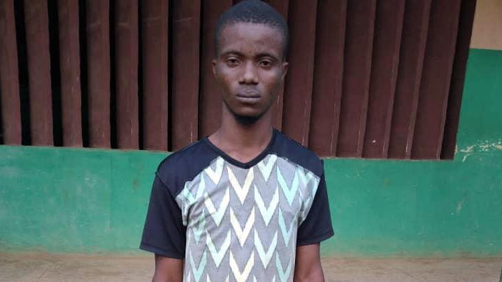 Aiye Confraternity alleged kingpin and eight others arrested