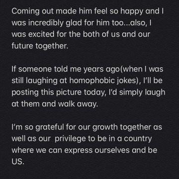 We almost gave in to pressure of marrying women - Nigerian gay men pen down emotional post