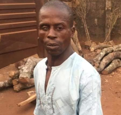 50 year old man arrested for allegedly defiling 9 year old girl in Delta (photos)