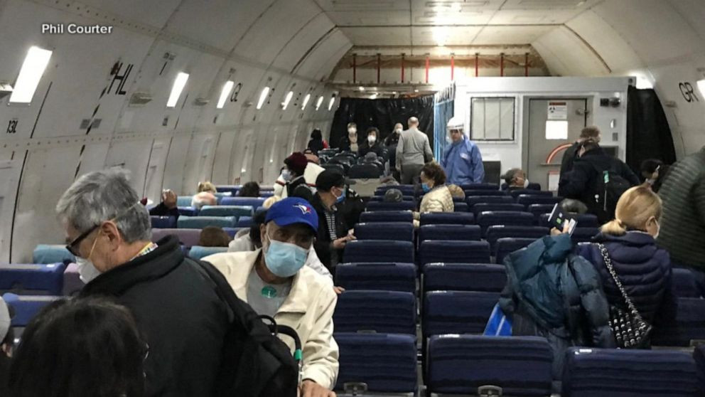 14 US passengers test positive for Coronavirus after being evacuated from a Japanese cruise ship?