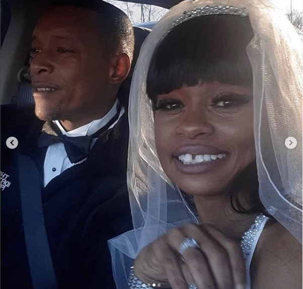 BLAC CHYNA'S MOM, TOKYO TONI REMARRIES FOR THE 5TH TIMES
