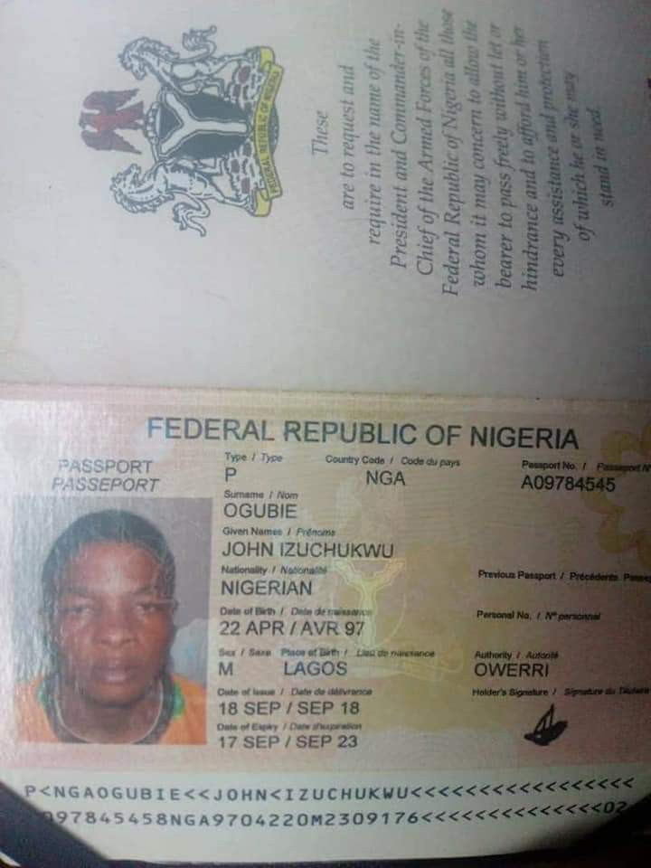 Nigerian man found dead in his apartment in Indonesia (photos)