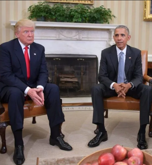 Donald Trump slams Obama for ?trying to take credit? for US economic boom