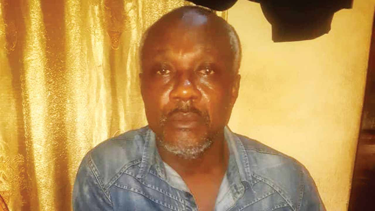 I stabbed my customer to death out of anger- Bar owner arrested in Lagos says (photo)