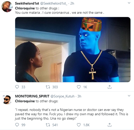 Hilarious reactions from Nigerians as it
