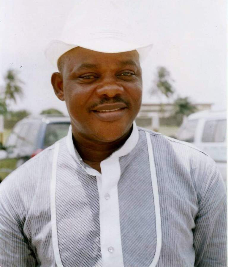Nollywood actor, Frank Dallas dies in hotel room in Abia