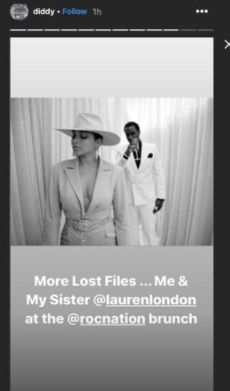 Lauren London shuts down rumours she