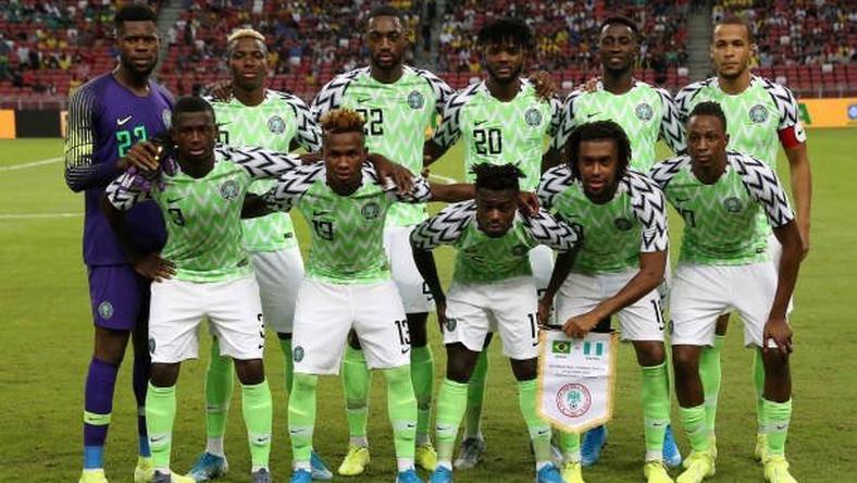 Super Eagles retain 31st position in latest FIFA ranking