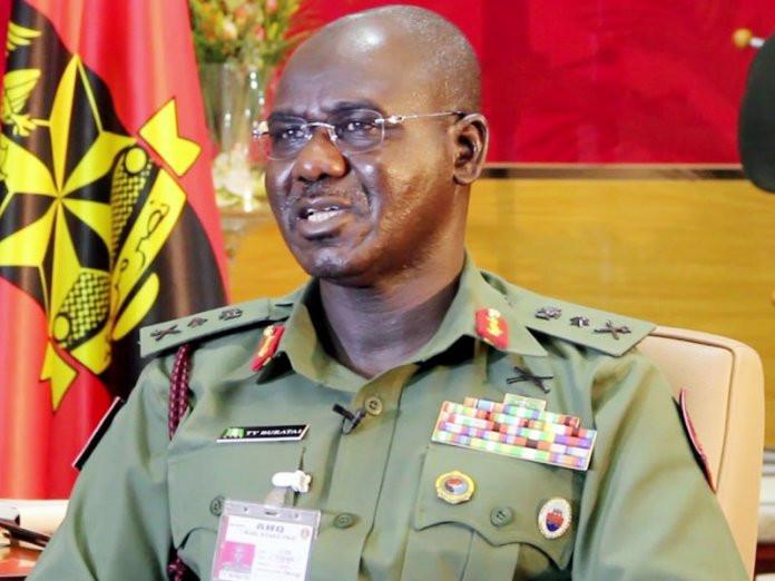 Boko Haram will end very soon - Buratai writes soldiers