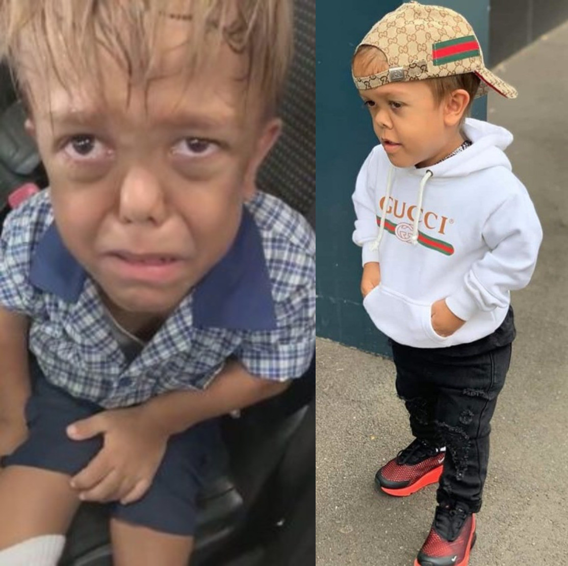 Image result for images of People Claims Bullied Boy Quaden Bayles Is 18 And Accuse Him And His Mum Of Scam, While Some Defend Him