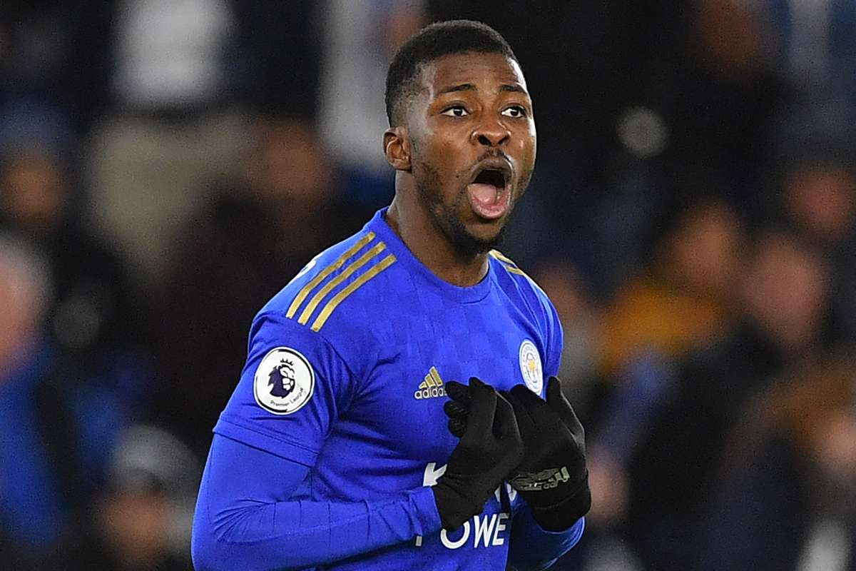 Twitter users react after Kelechi Iheanacho is