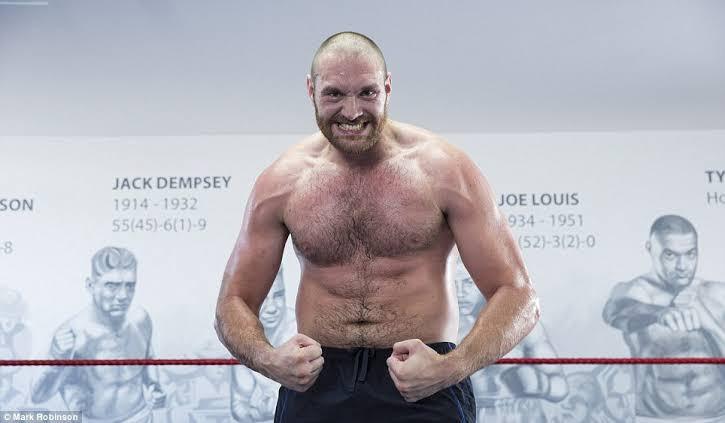 Tyson Fury stops Deontay Wilder in brutal seventh-round KO to win WBC heavyweight championship (photos/videos)