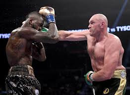 Tyson Fury stops Deontay Wilder in brutal seventh-round KO to win WBC heavyweight championship (photos/videos)