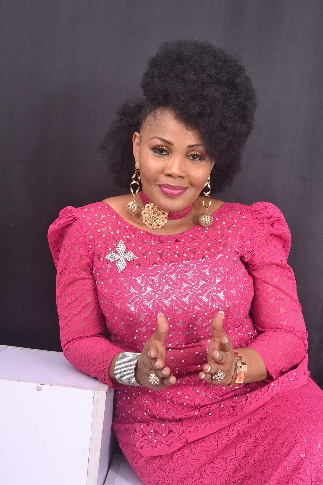 I lost my husband and children to my younger sister - Gospel singer, Gloria Doyle recounts