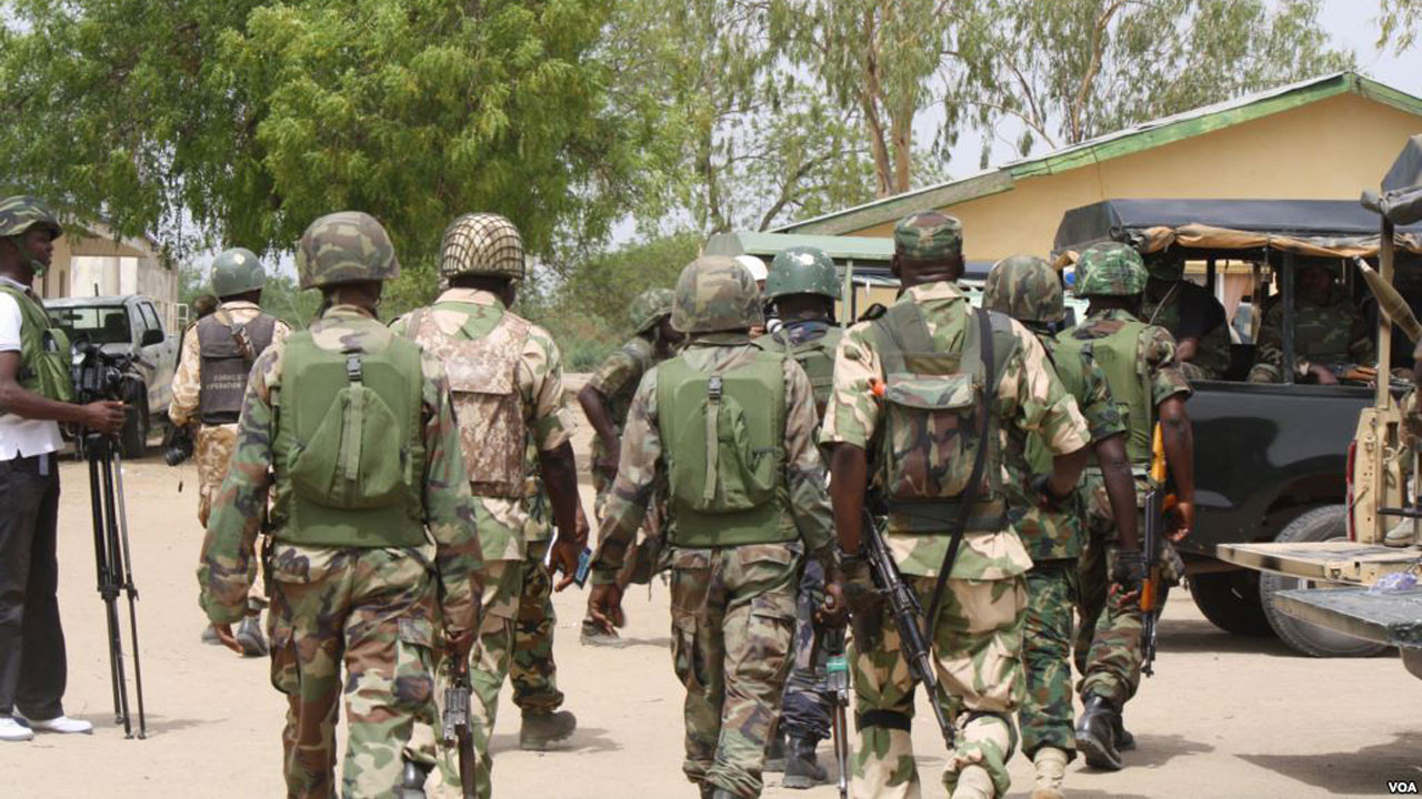 Military confirms death of one soldier in battle with Boko Haram at Garkida