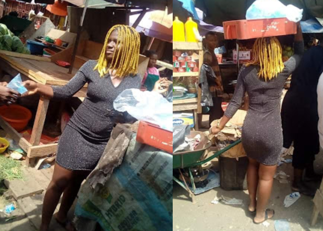 """""""I prefer doing this than sleeping with men for money""""- 19-year-old Mass Commuication student who hawks satchet water in Owerri says (photos)"""