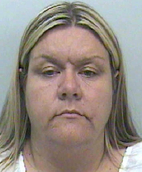 Britain?s worst female paedophile who abused 64 babies, dyes her hair to give herself some