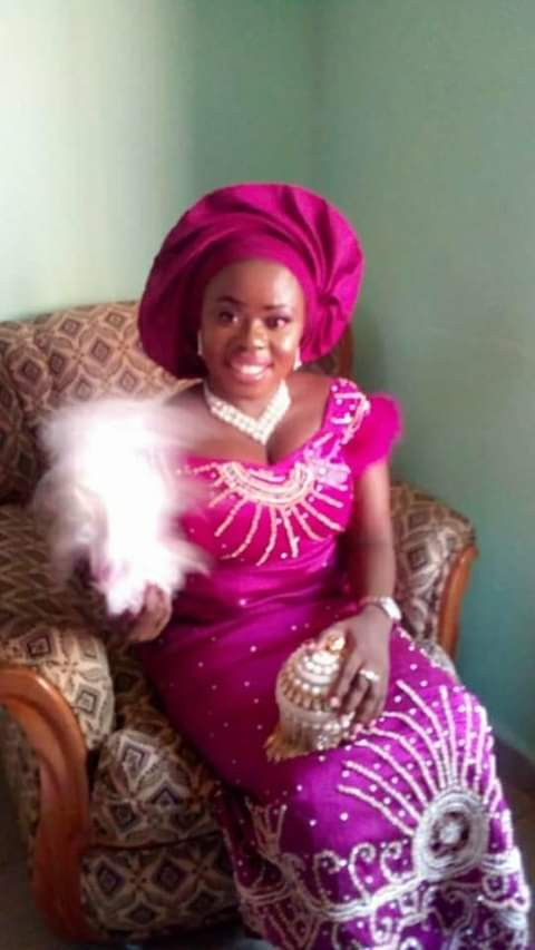 """My ex wrote me off that no man can marry me - Nigerian woman weds a year after separation from her former partner"