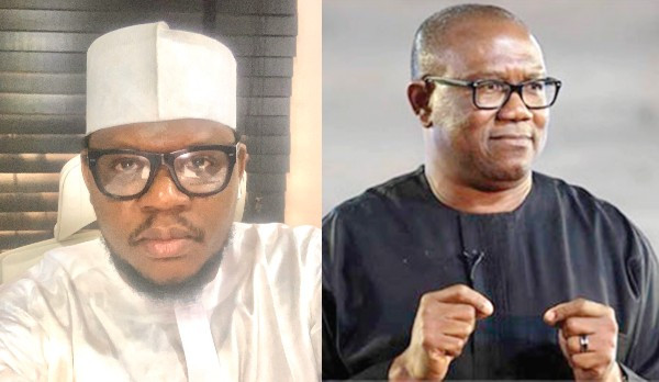 He has a minimalist mindset - Former APC Presidential aspirant, Adamu Garba tackles Peter Obi for saying moving in over 20-car convoy is