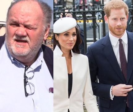 """Thomas Markle slams daughter Meghan Markle, says she insulted The Queen and has """"dumped every family"""""""